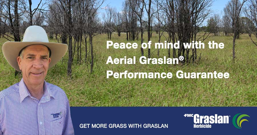 Peace of mind with the Aerial Graslan® Performance Guarantee